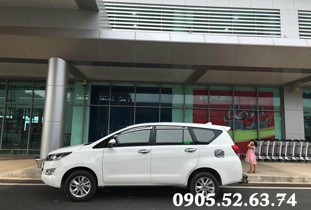 Thuê xe 7 chỗ tại Quảng Ngãi