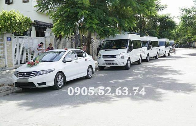 Thuê xe đám cưới tại Quảng Ngãi