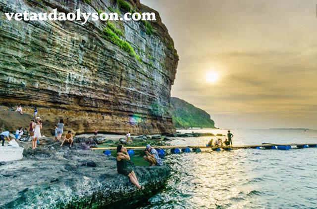 Lý Sơn Hang Cau