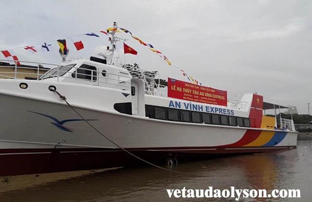 Tàu An Vĩnh Express