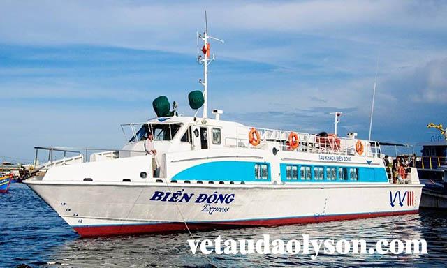 Tàu Biển Đông Lý Sơn