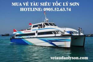 Tàu siêu tốc Chính Nghĩa Express 07