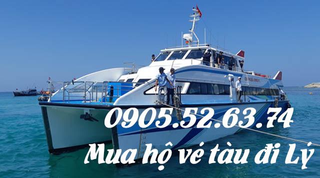 Tàu Chính Nghĩa Express 07
