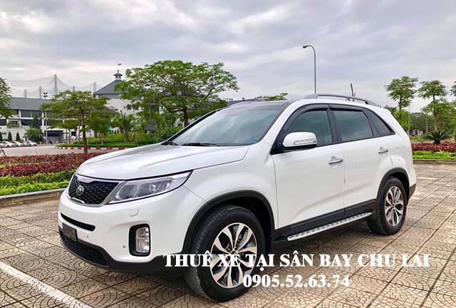 Thuê xe 7 chỗ tại sân bay Chu Lai