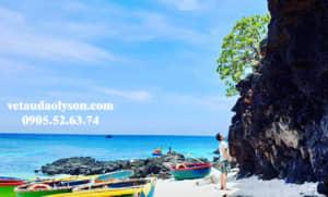 Các địa điểm du lịch Lý Sơn