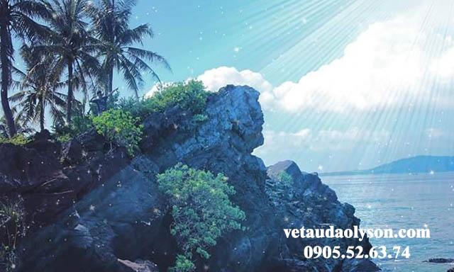 Góc đẹp Đảo Bé