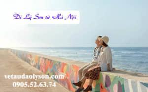 Kinh nghiệm đi Lý Sơn từ Hà Nội
