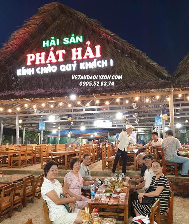 Nhà hàng Phát Hải