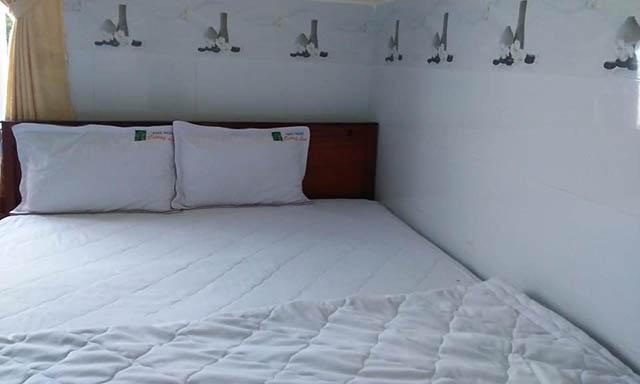 Phòng đơn nhà nghỉ Sao Mai