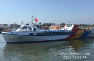 Tàu siêu tốc An Vĩnh Lý Sơn