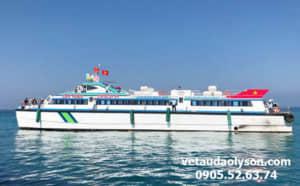 Tàu siêu tốc Chín Nghĩa Express 09