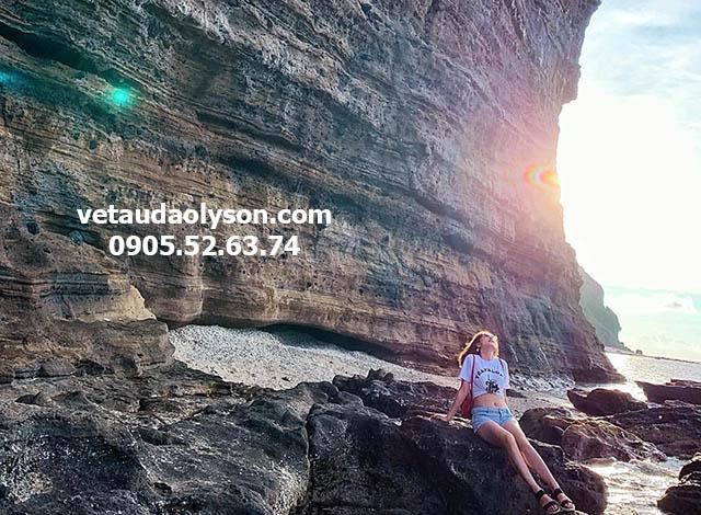 Hang Câu Lý Sơn
