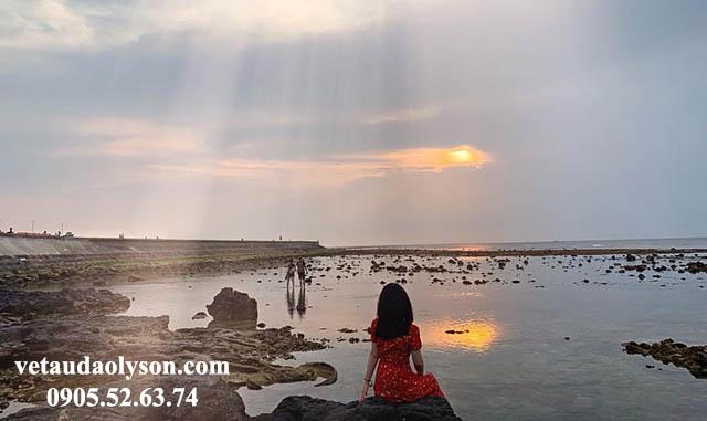Hoàng Hôn Đảo Lý Sơn