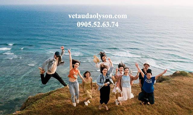 Review du lịch Lý Sơn 4 ngày 3 đêm