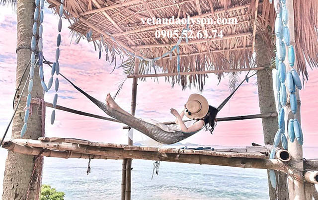 Thiên đường Đảo Bé