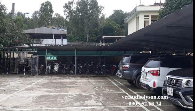 Gửi xe ra Đảo Lý Sơn