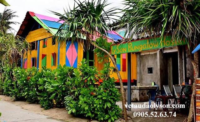 Homestay Bungalow Lý Sơn