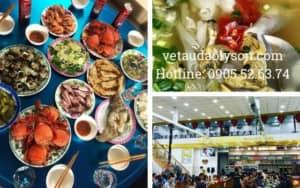 Các quán ăn ngon tại Quảng Ngãi