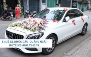 Thuê xe rước dâu tại Quảng Ngãi